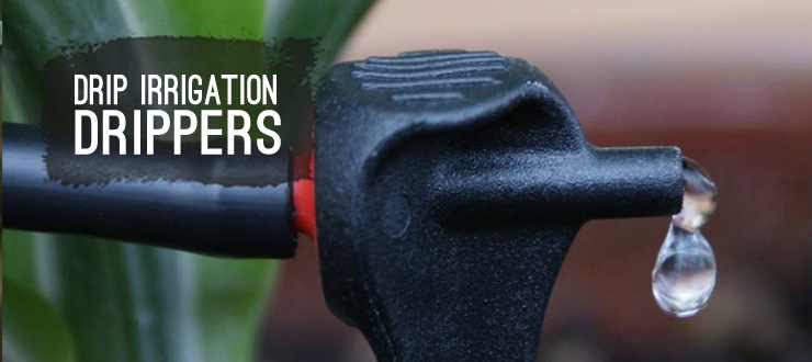 Shop drip irrigation drippers