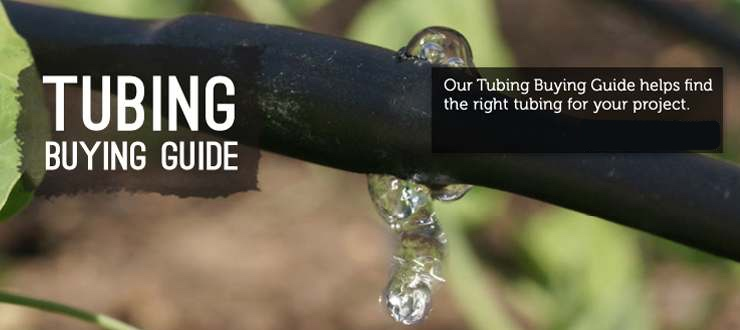Shop drip irrigation tubing