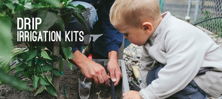 Shop drip irrigation kits