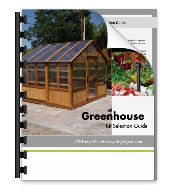 Greenhouse Irrigation Kit Selection Guide