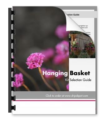 Hanging Basket Irrigation Kit Selection Guide