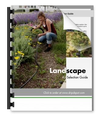 Landscape Irrigation Kit Selection Guide