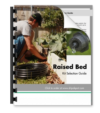 Raised Bed Irrigation Kit Selection Guide
